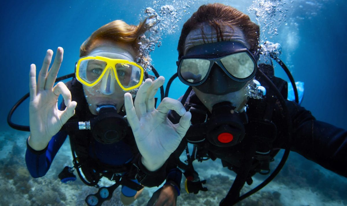 Advanced Open Water Diver, Koh Chang, Thailand