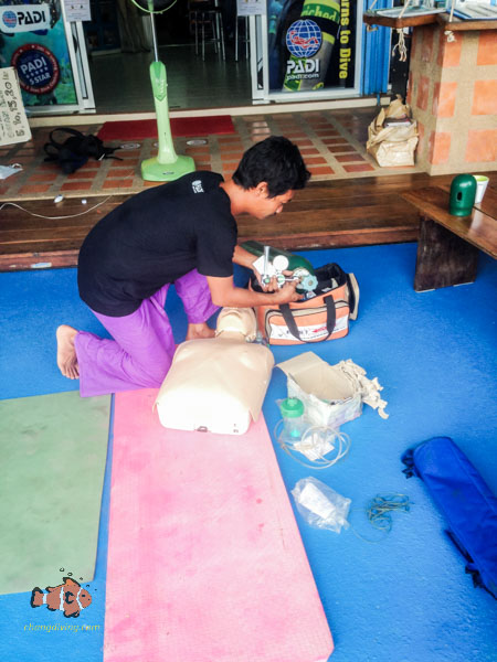 First AID Corse Koh Chang